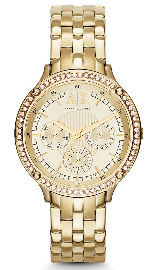 d97c5ce8b26 Relógio Armani Exchange Feminino