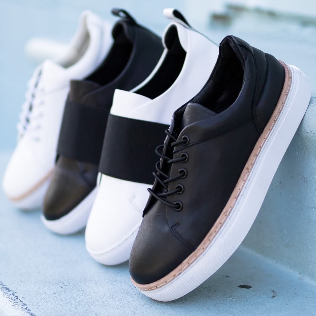 best loved 15467 a4ab1 Just Kick It These @solsanashoes sneakers make our hearts go ...