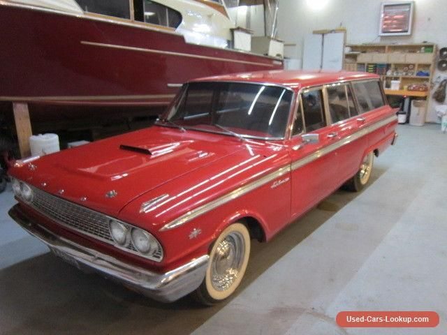 1963 Ford Fairlane ranch wagon #ford #fairlane #forsale #canada & 1963 Ford Fairlane ranch wagon #ford #fairlane #forsale #canada ... markmcfarlin.com