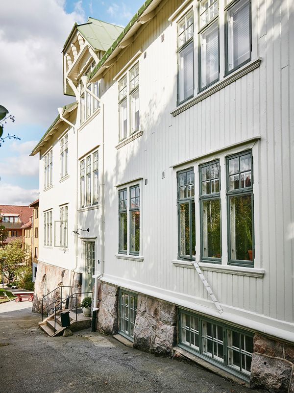 A Beautiful Swedish Home With Traditional Features House Pretty Face Old Houses