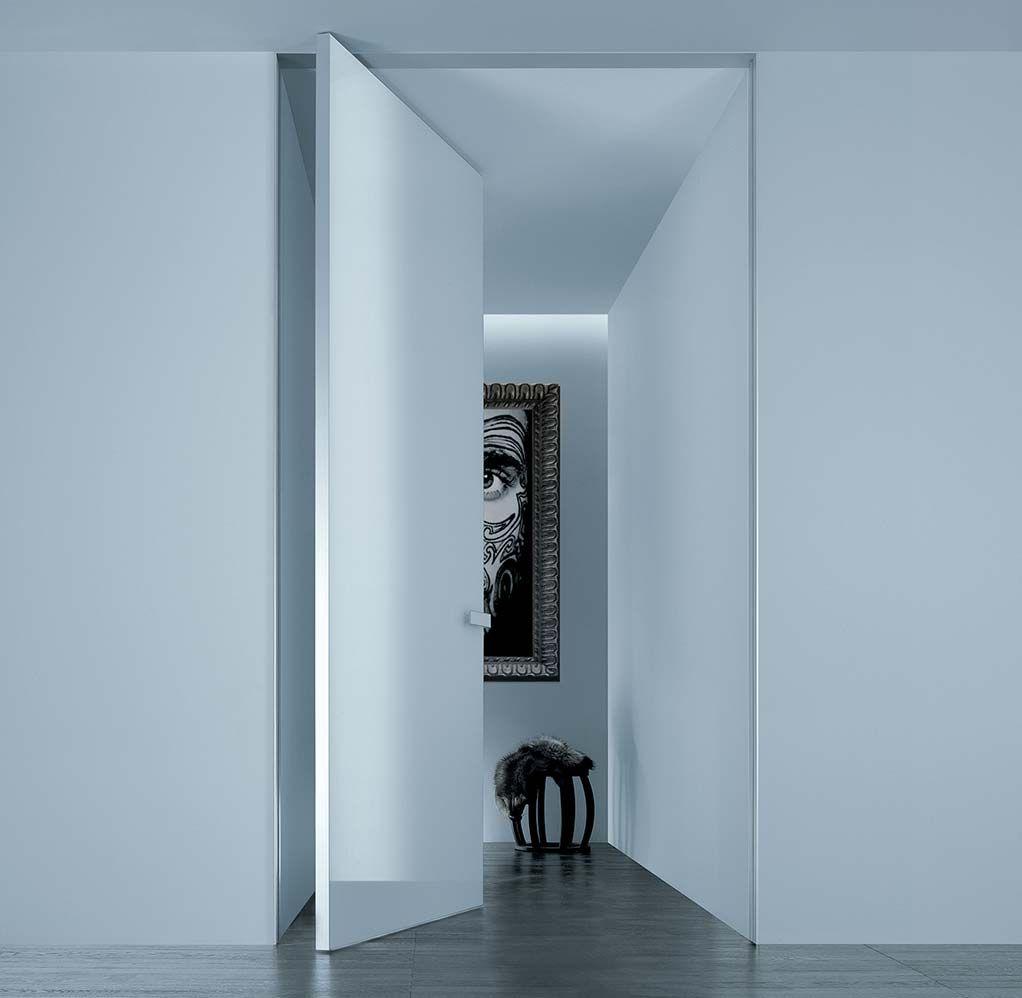 Fabuleux Les portes pivotantes, manège architectural | Moulé sous pression  ID61