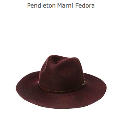 13eb7bb322d98 Pendelton Fedora. Pendelton Fedora Marni