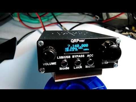 Transceivers - QRPver-1 v 3 HF Mono band mini QRP