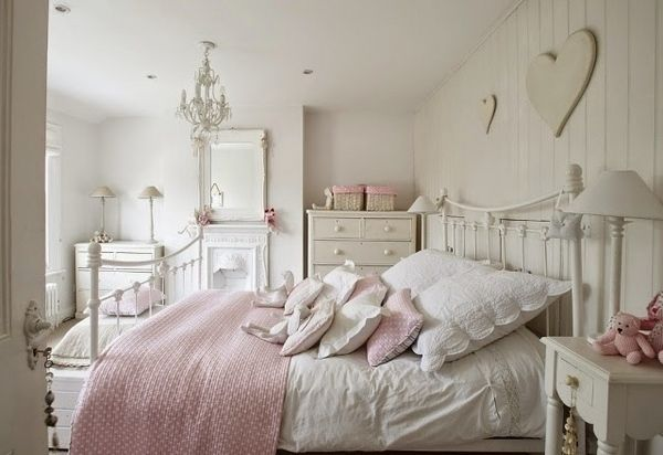 Camera da letto shabby chic: 15 idee romantiche... ispiratevi!