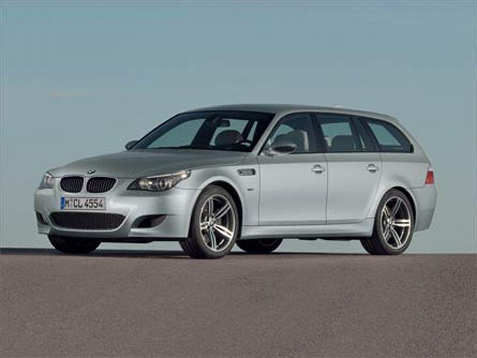 2008 BMW M5 Touring - 2008 BMW M5 Touring | LeftLaneNews 2008 bmw m5 ...
