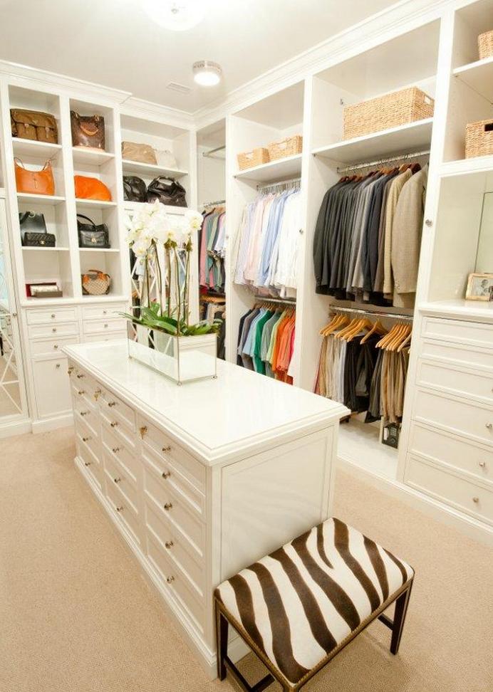 Closet Organization Tips Part 1 Walk in closet design