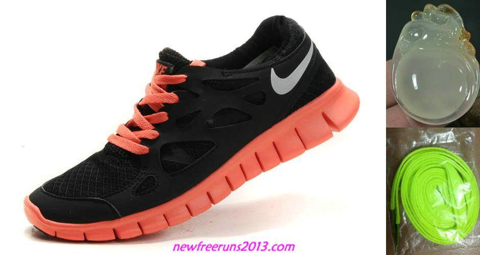 Nike Free Run 2 Femmes Réfléchissantes En Cours Dexécution