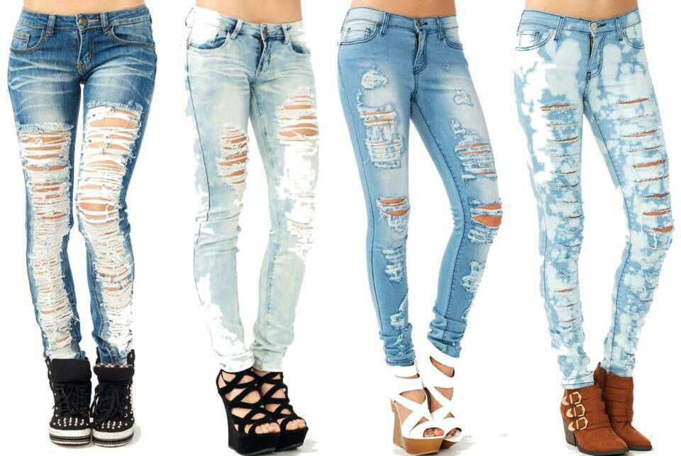 Photo of Riped jeans:)                                                                   …