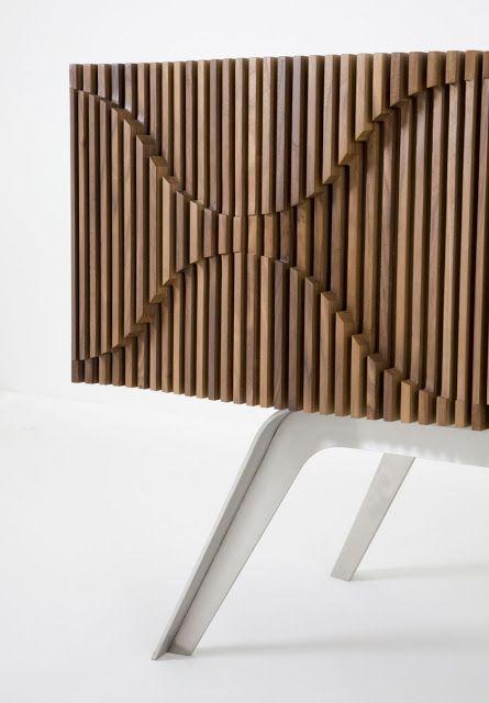 The Glissando Credenza Jon Goulder Decor Furniture Design Furniture