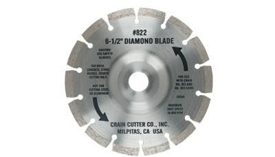 Crain Jamb Saw 6 1 2 Diamond Blades Saw Blade Blade