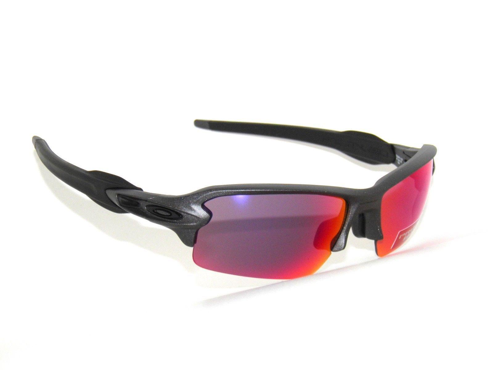 c8c4cf16c68d7 Oakley Sunglasses A-Flak Jacket 2.0 9271-15 Steel Prizm Road ...