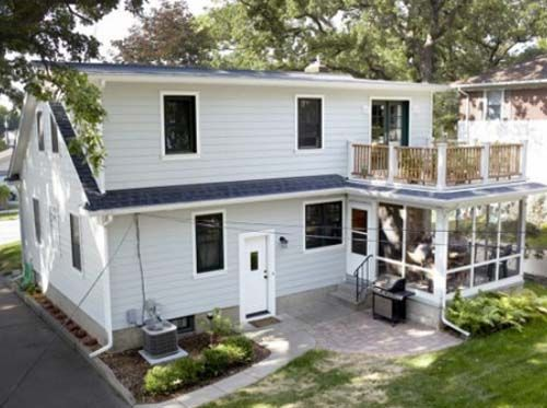 Consider Making Dormers Solar Friendly When You Renovate Cape House Cape Cod House Home Additions
