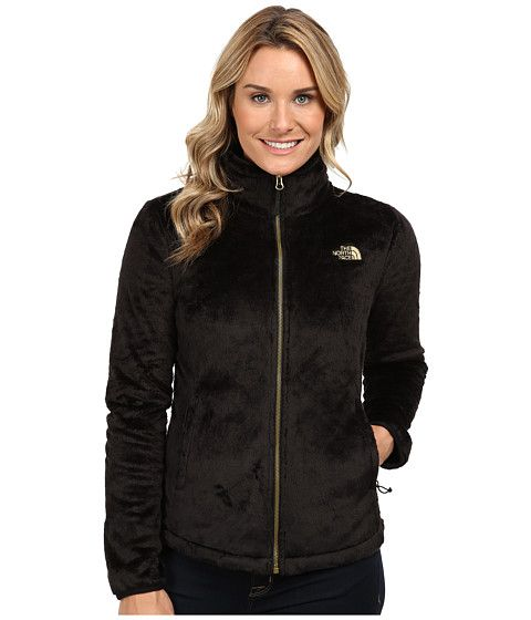 2382fee47 The North Face Osito 2 Jacket TNF Black/Curry Gold | My Clothes ...