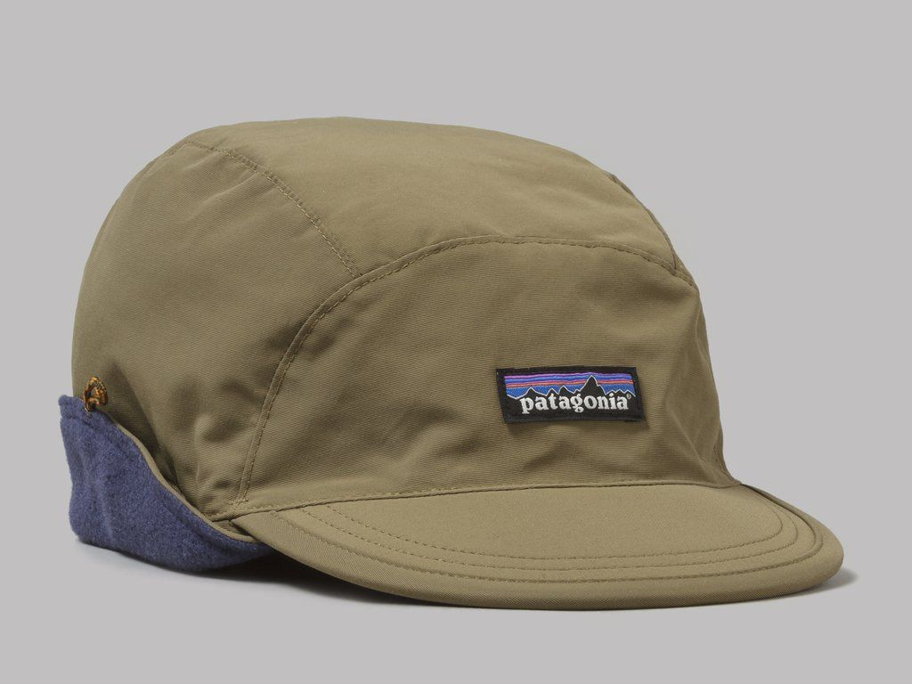 20be705534c Patagonia Shelled Synchilla Duckbill Cap (Dark Ash)