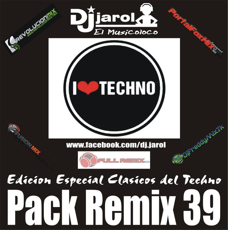 Descarga Pack Remix 39 Especial Clasicos Del Techno Descargar Pack Remix De Musica Gratis La Maleta Dj Gratis Online Techno Musica Gratis Clasicos