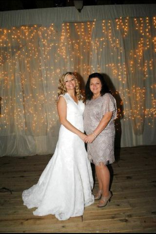 Me and my beautiful mother in-law