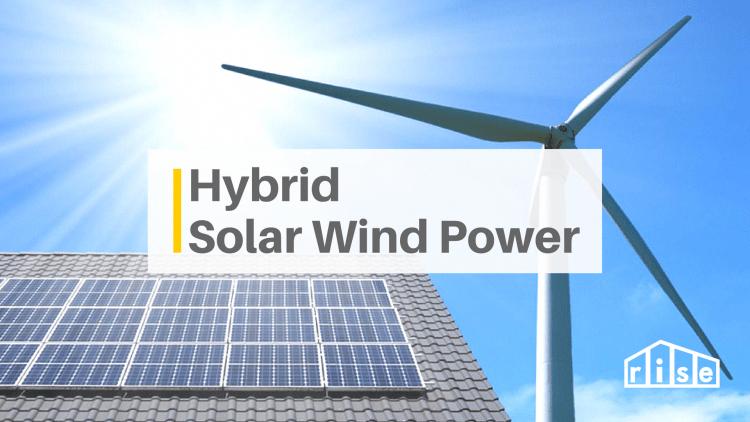 Hybrid Home Solar Wind Renewable Energy Systems In 2020 Renewable Energy Systems Solar Energy Panels Solar Power