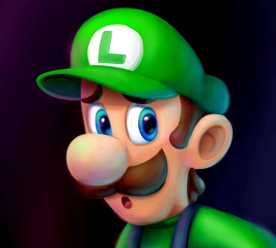 Luigi By Balitix On Deviantart Luigi Super Mario Art Mario And Luigi