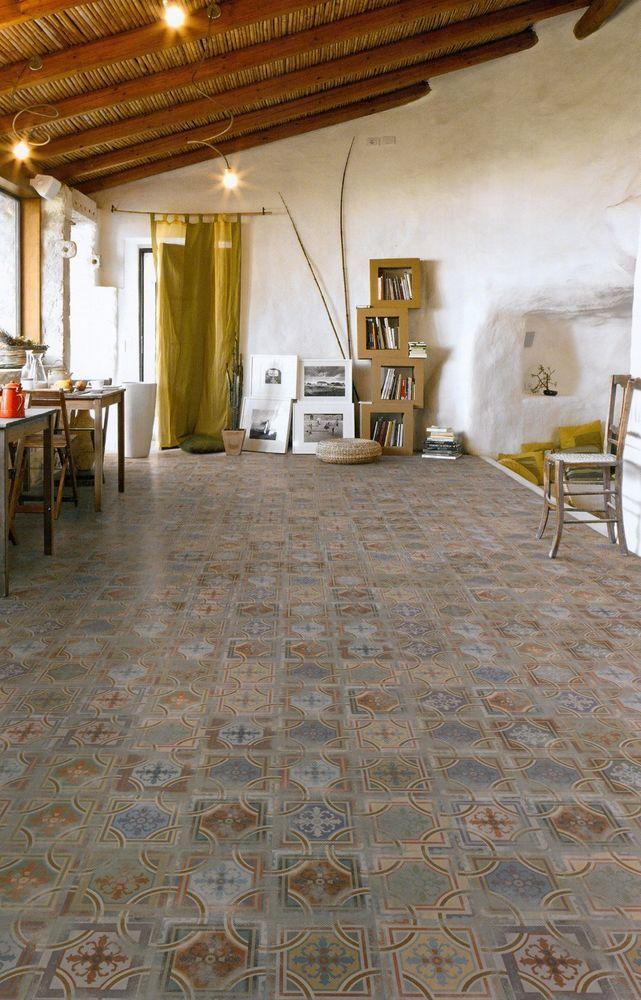 Dekor Bodenfliesen 20 X 20cm Mosaik Muster Fliesen Für Wand U0026 Boden Castelo