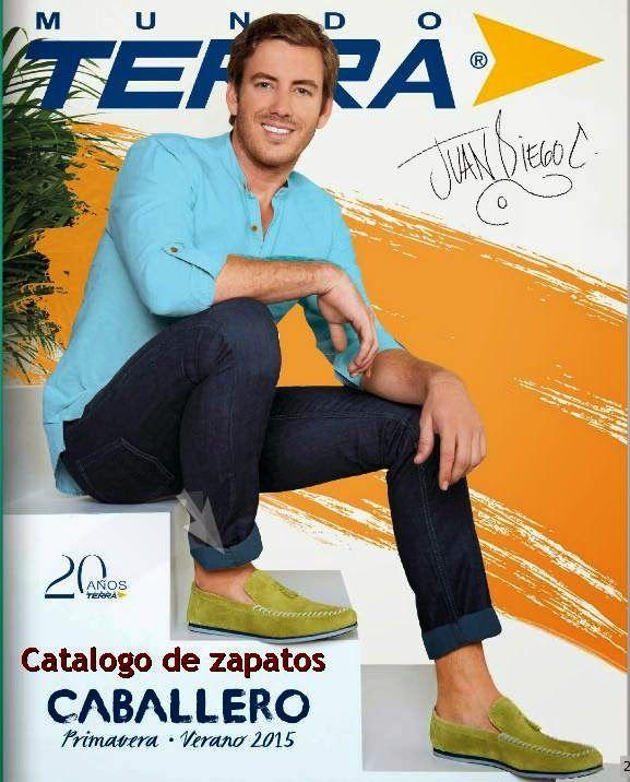 5a1baa2eaa1d7 Catalogo Mundo Terra Primavera Verano 2015 Caballero