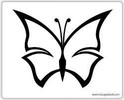 dibujos tribales de mariposas - Buscar con Google