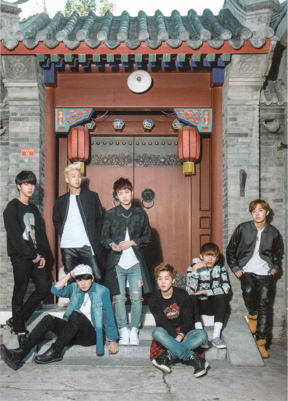Bangtan Sonyeondan - BTS - Big Hit Entertainment