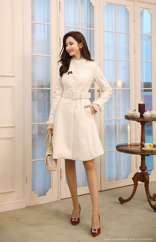 Korean womenus fashion shopping mall styleonme n formal outfit