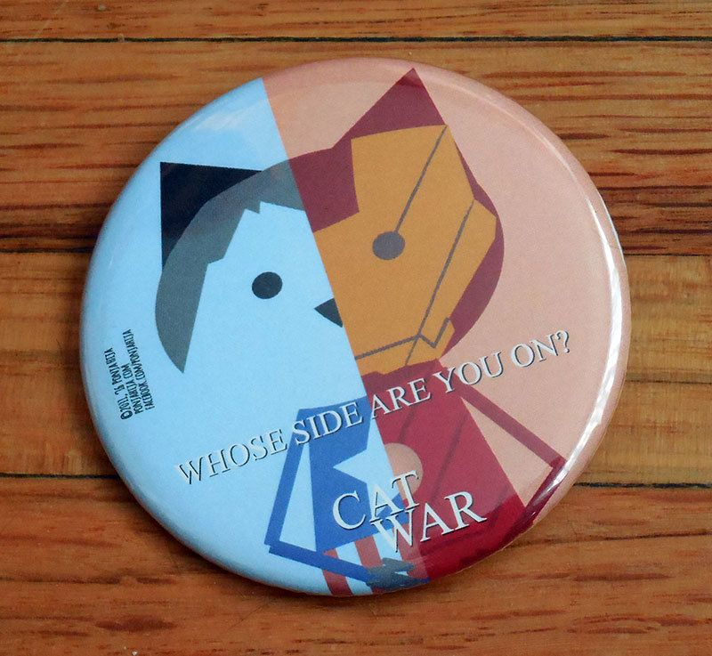 Captain America: Civil War. pinback button 2.16 in de PonjaHija en Etsy