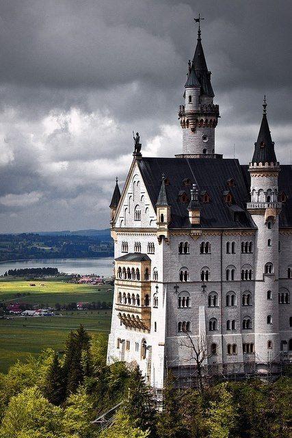 Tumblr Germany Castles Neuschwanstein Castle Beautiful Castles
