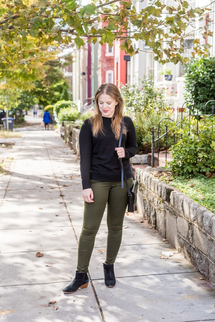 What to Wear to: Friendsgiving (When You're Keeping It Casual) | Something Good | A DC Style and Lifestyle Blog on a Budget