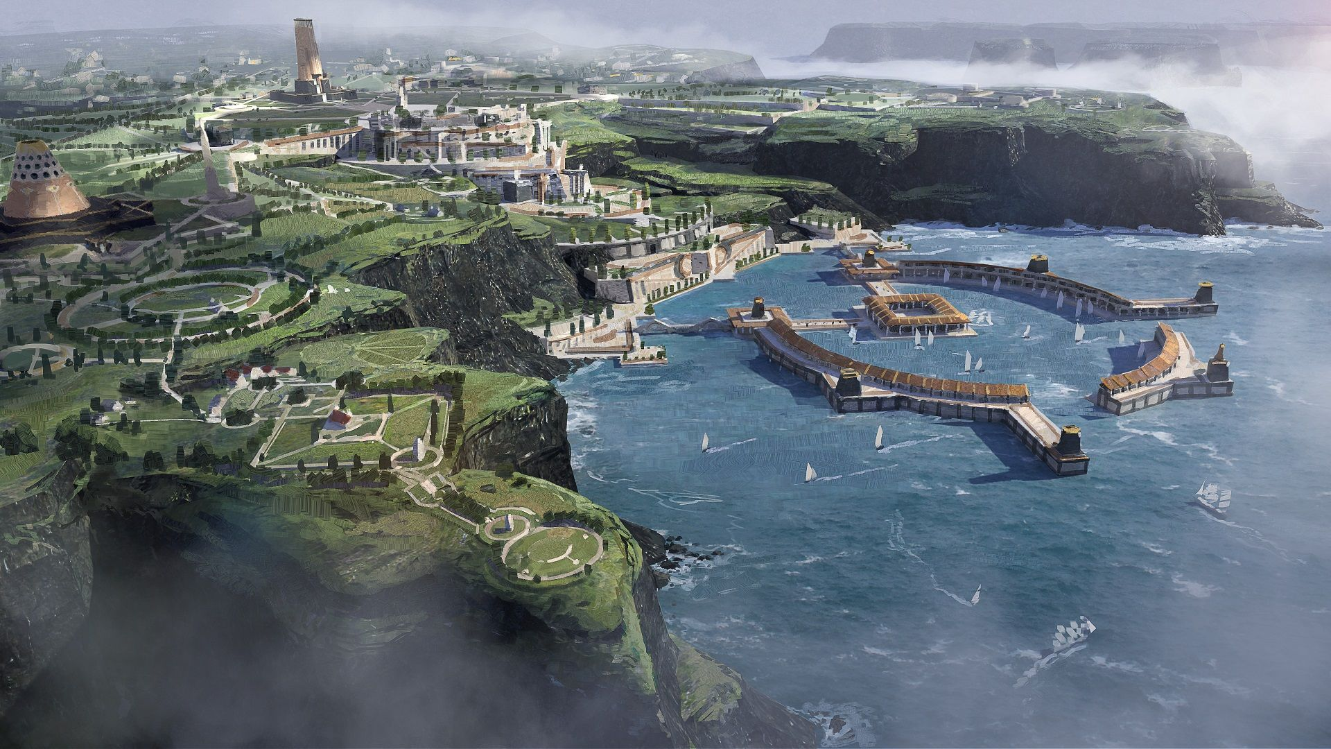 Map of Runeterra - Universe - League of Legends | Illustrations in Runeterra Map on