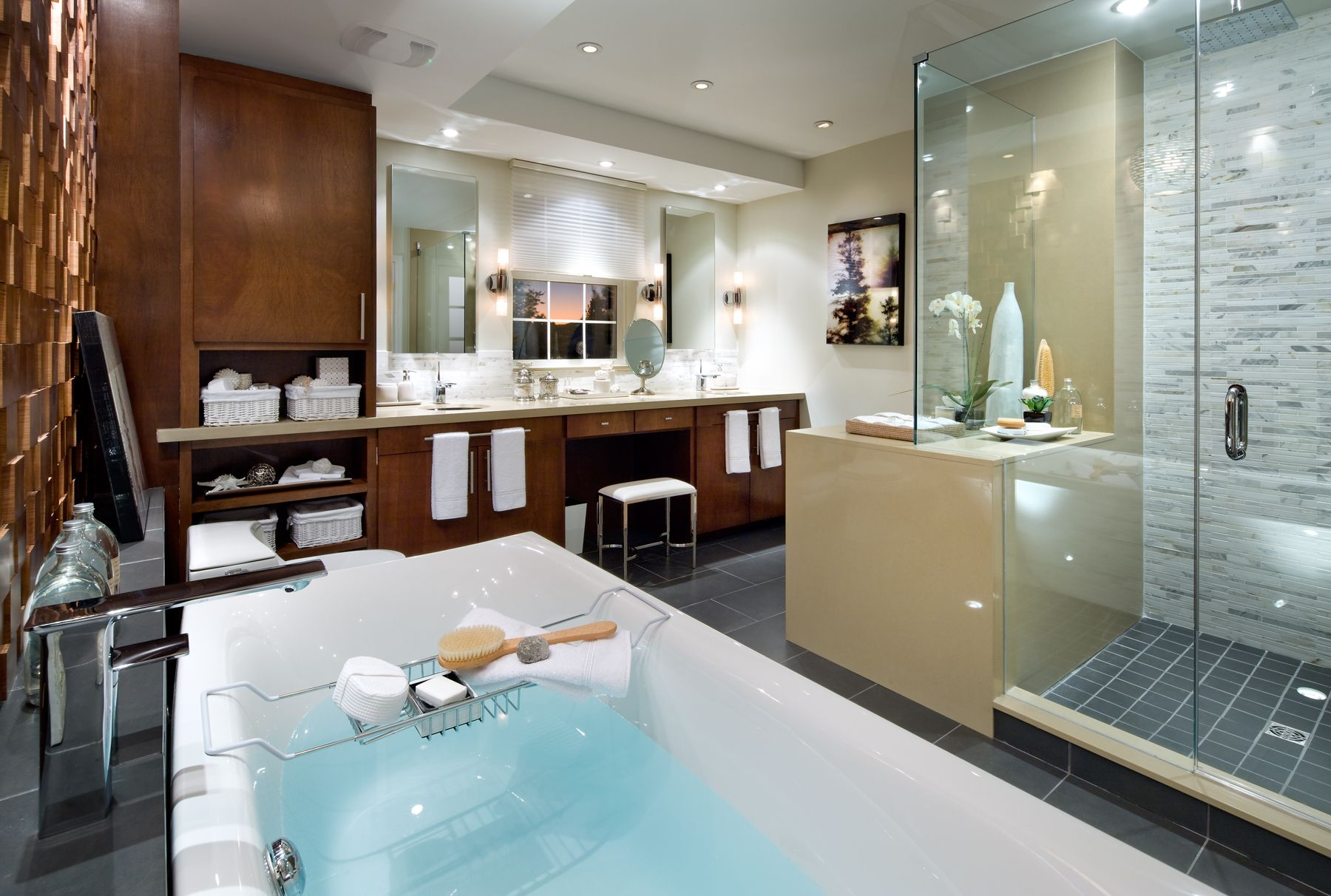 5 Stunning Bathrooms By Candice Olson: Fusion Television