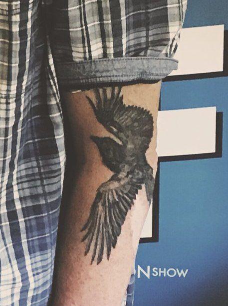 Pin By Michele Shotwell On Craigles Craig Ferguson Tattoo