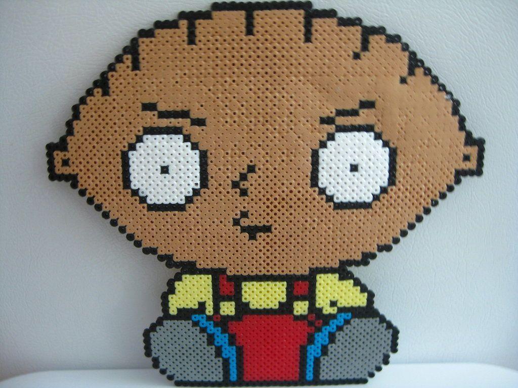 Stewie Pixel Art Templates Wwwtopsimagescom