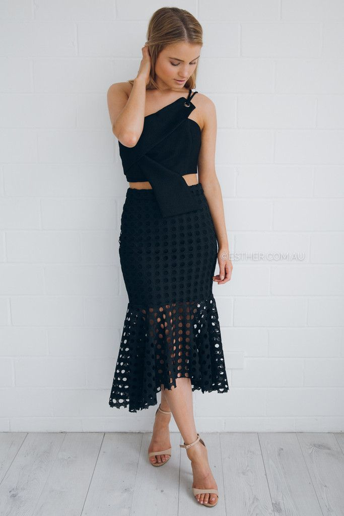 nahlen skirt - black |Esther clothing Australia and America USA, boutique online ladies fashion store, shop global womens wear worldwide, designer womenswear, prom dresses, skirts, jackets, leggings, tights, leather shoes, accessories, free shipping world wide. – Esther Boutique