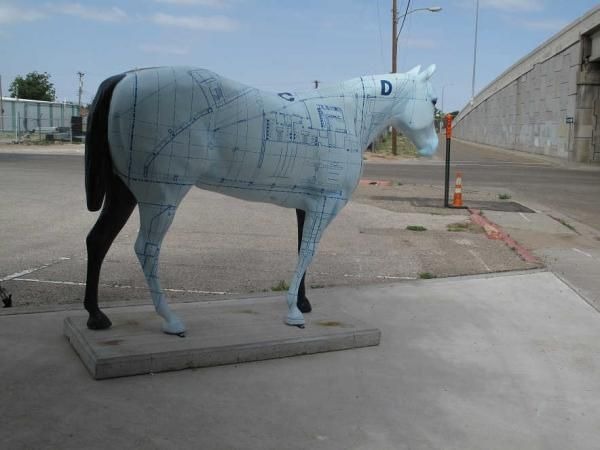 Hoof Prints project gets horse addition at Diversified