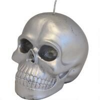 Skull Candle Silver