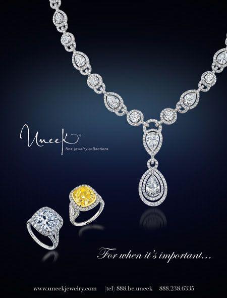 Uneek Fine Jewelry Ad   Uneek Designs Jewelry   Pinterest