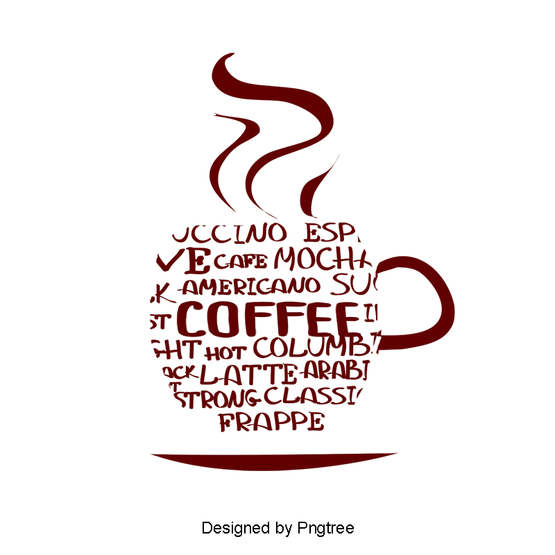 Download This Alphabet Puzzle Coffee Cup Vector Material Coffee Cups Hot Coffee Png Clipart Image Or Psd File For Coffee Cup Images Coffee Png Coffee Vector