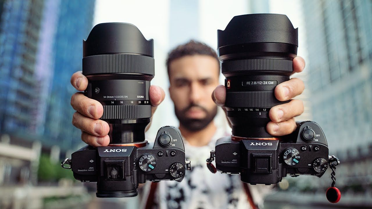 The Sony 12 24 F2 8 First Impressions Better Than The Sigma 14 24 F2 8 Sigma Sony Impress