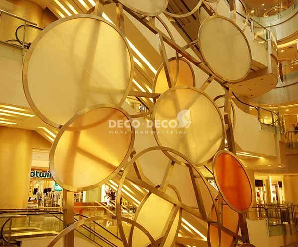 #Artwork @ South Asia NO.1 Mall - DECO DECO - Project