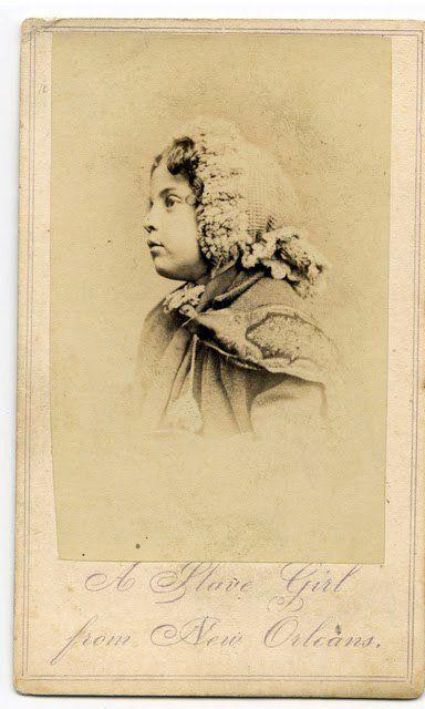 Child Slave 'Cartes de Visites', 1863 - Retronaut