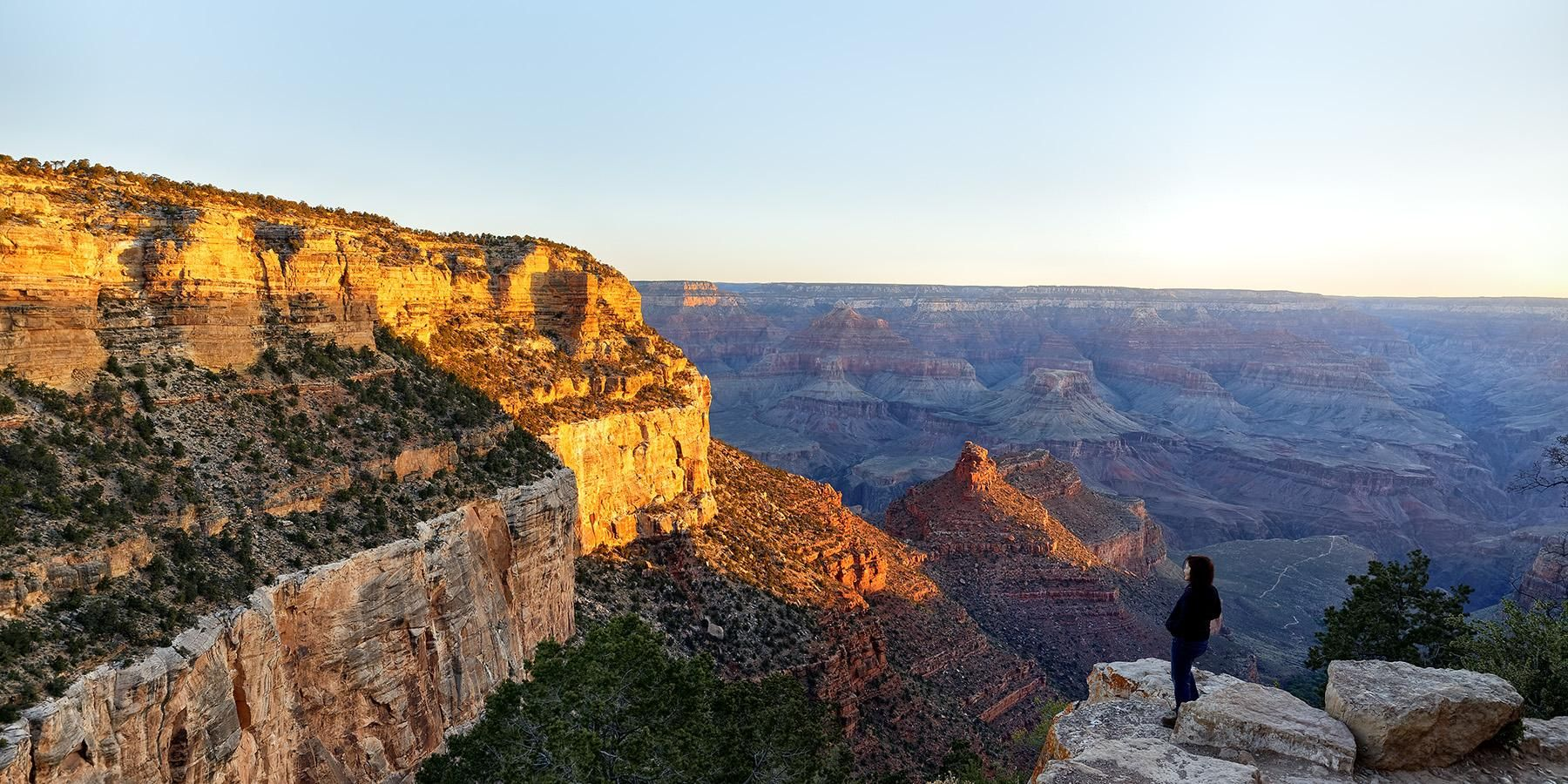 Sunrise in Grand Canyon, thanks for sharing be sure to post #gate1travel to share your photos with us and be featured!