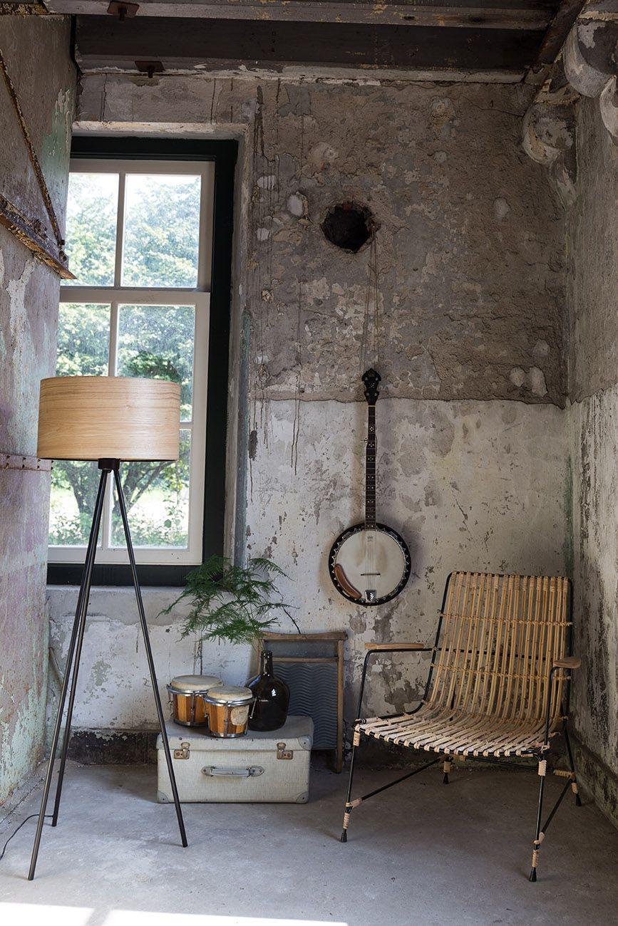 Woodland floor lamp Dutchbone