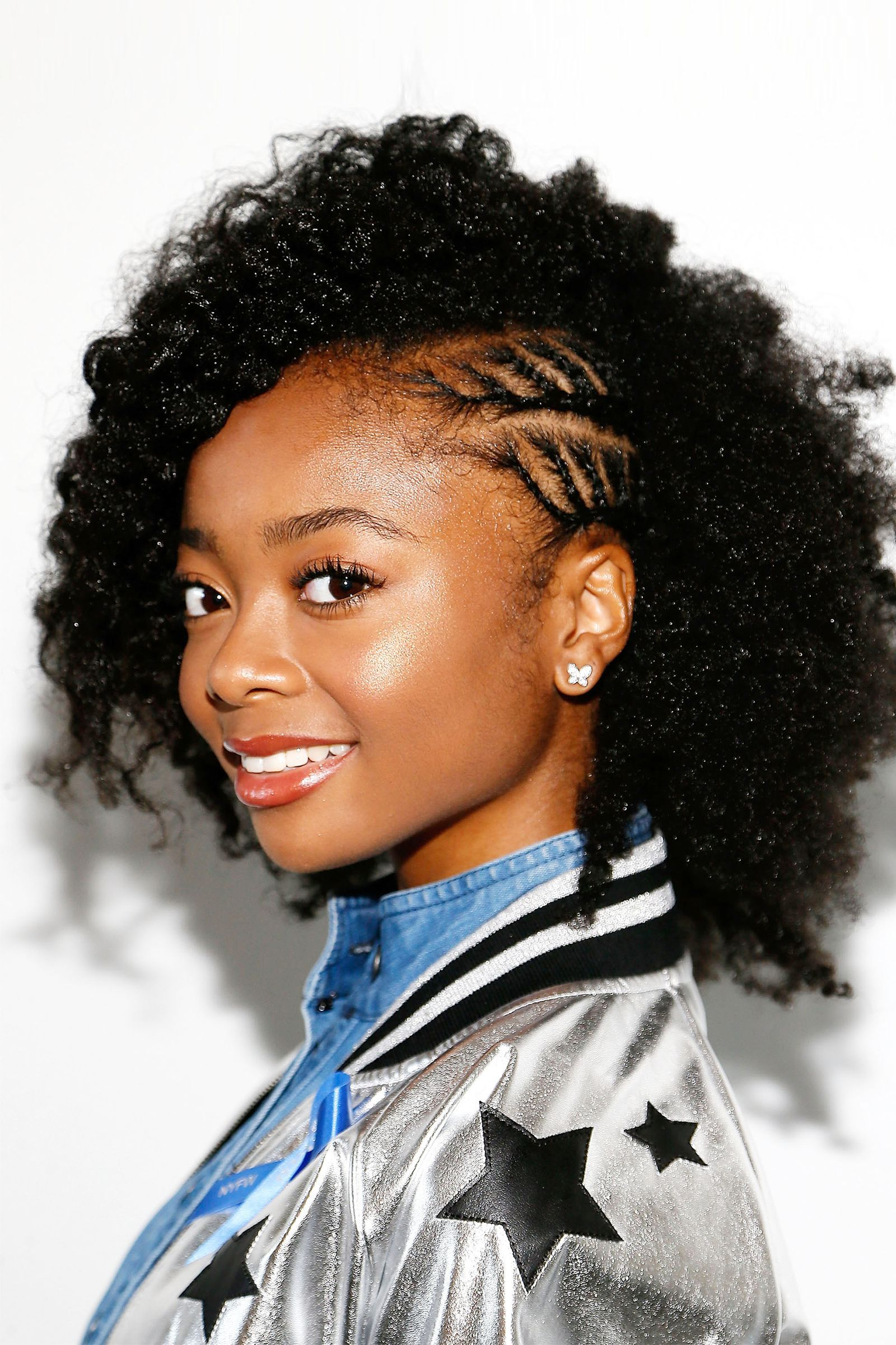 15 Gorgeous Natural Hairstyle Ideas Natural Hairstyles For Kids Girls Natural Hairstyles Natural Hair Styles
