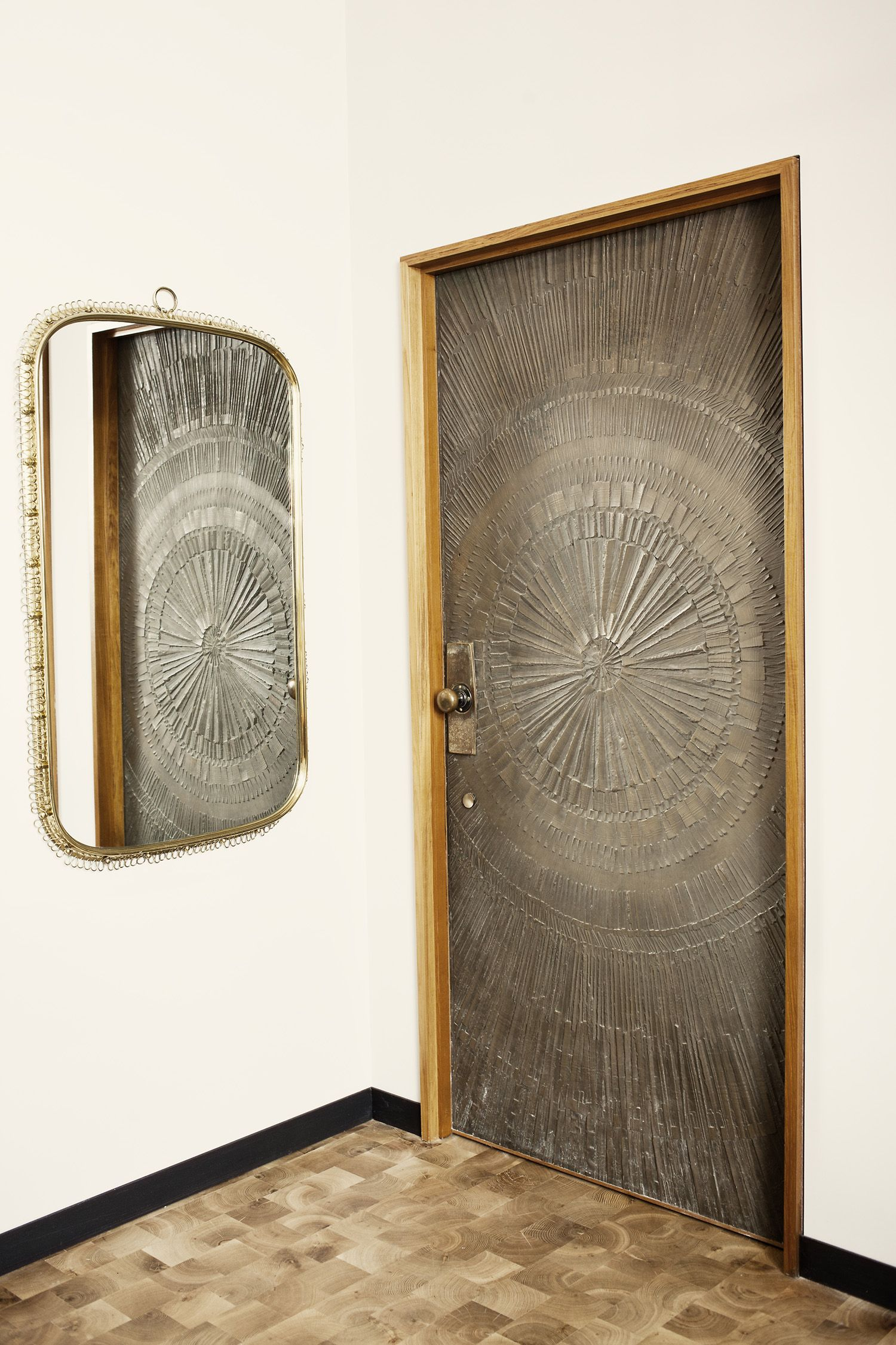 Fitting Room Door At The Paul Smith Albemarle Street Store In London Designs Featured On Martynwhitedesigns