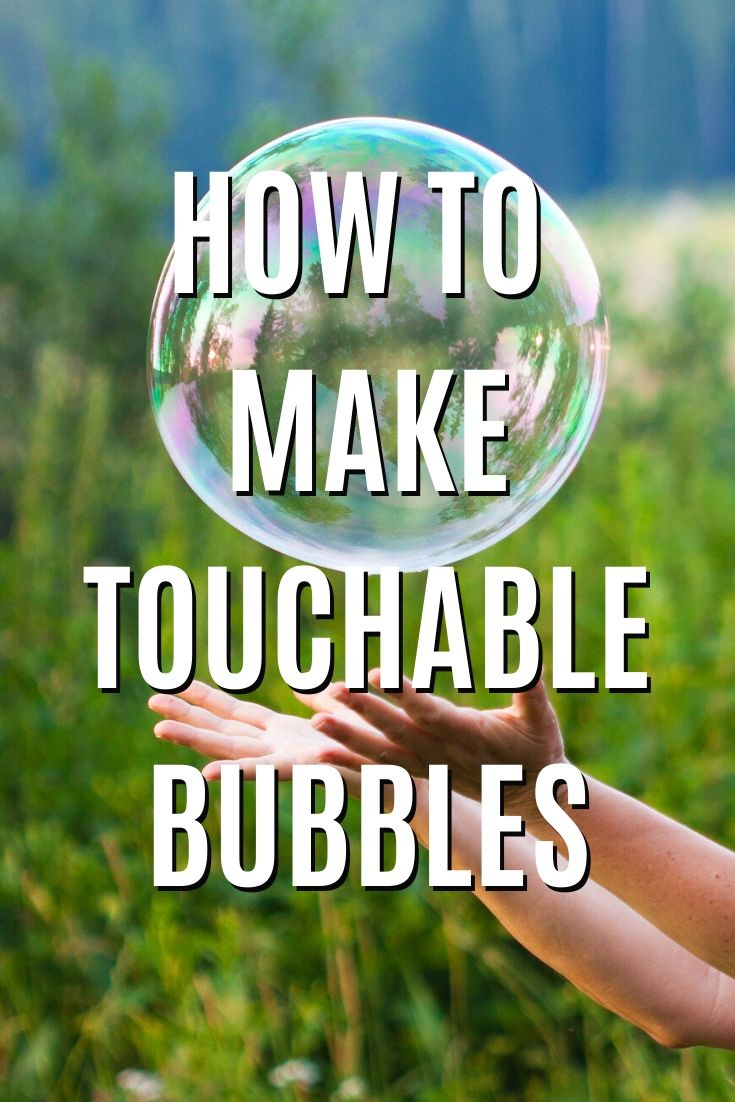 Photo of Super Strong Bubbles Recipe