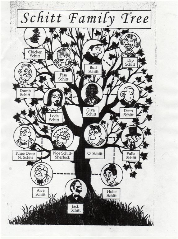 the schitt family tree humor pinterest family trees and