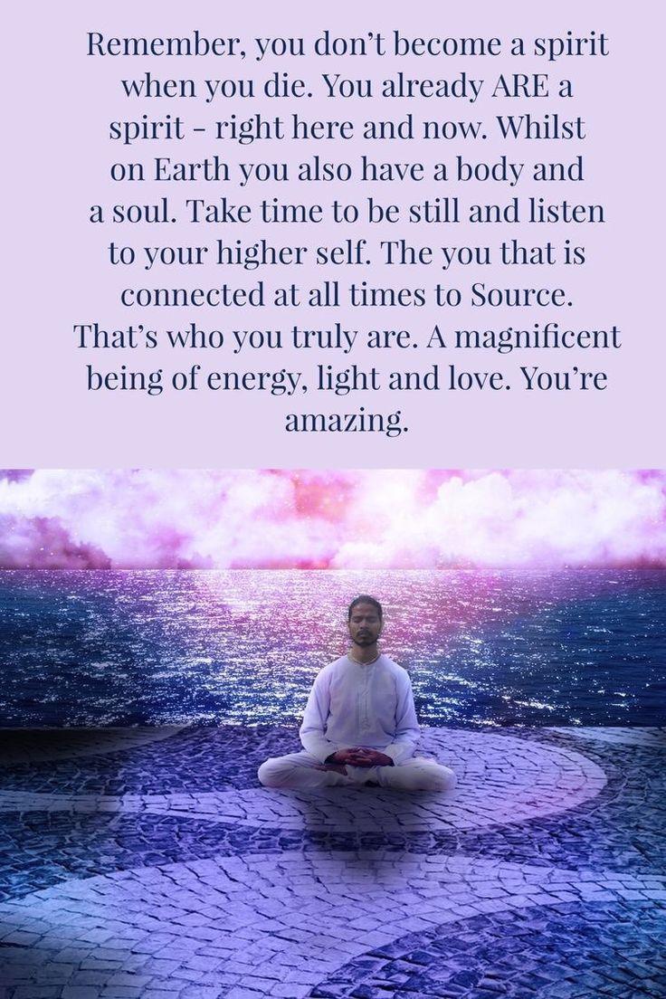 Inner Voice, spirit