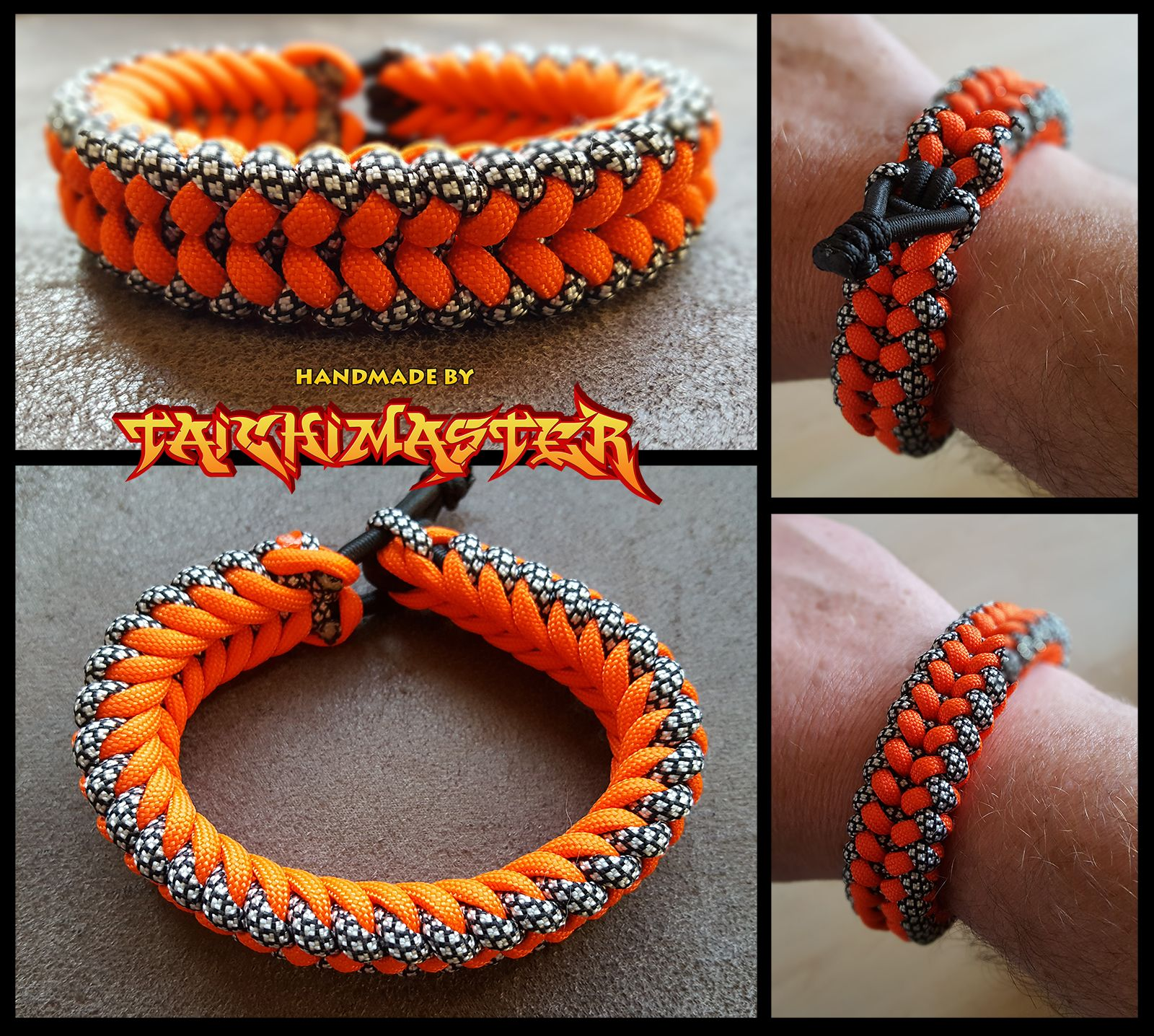 Summer Colored Sanctified Bracelet With Elastic Cord Inside Paracord Bracelet Designs Paracord Bracelets Survival Bracelet